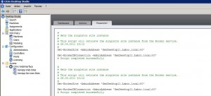 XenDesktop automation with Powershell (for beginners