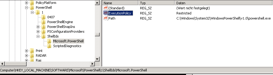 ConfigMgr and Powershell ExecutionPolicy - Cloud for the win!