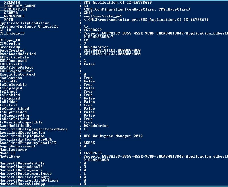 Set-CMDeploymentType via Powershell for ConfigMgr 2012