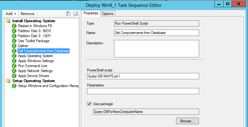 How to rename machine during ConfigMgr OSD - Cloud for the win!