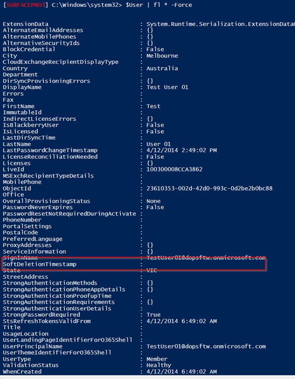 Recover deleted users in Azure Active Directory - Cloud for